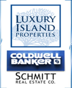 Luxury Island Properties logo for Coldwell Banker Schmitt Real estate Co